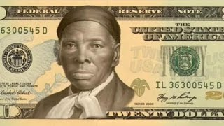 Harriet Tubman Gets The $20 Bill
