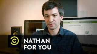 Nathan For You - Exclusive - Learning to Walk the Wire