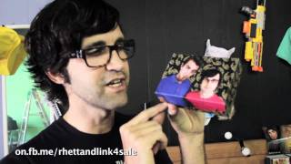 Take A Piece of Rhett & Link (NC MEETUP + SALE)