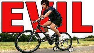 Training Wheels Are Evil