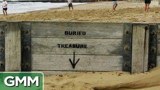Real Life Buried Treasure