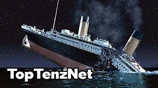 Top 10 Cruise Ship Disasters — TopTenzNet