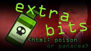 EXTRA BITS: SGML HTML XML - Computerphile