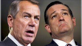 John Boehner Calls Ted Cruz 'Miserable Son Of A Bitch'