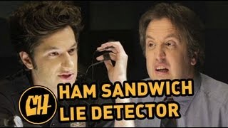 Ham Sandwich Lie Detector Test (with Steve Little and Ben Schwartz)