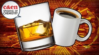 Experiment: Whiskey Versus Coffee—Speaking of Chemistry