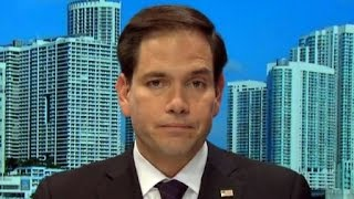 Marco Rubio Rips 'Outdated Ideas' Of Democrats