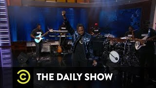 "The Daily Show - Pusha T - ""Sunshine"""