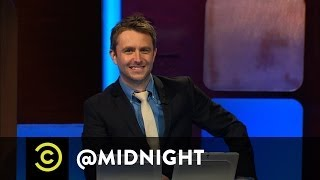 #HashtagWars - #SpookyCelebs - @midnight with Chris Hardwick