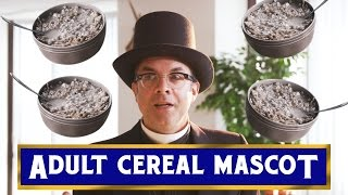 If Adult Cereals Had Mascots