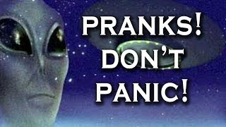 Top 10 Funny Pranks That Caused Mass Panic