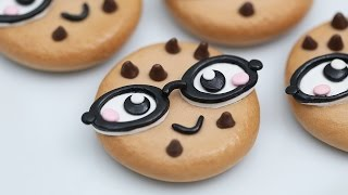 DIY SMART COOKIE MAGNETS