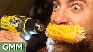 Corn On The Drill Contest