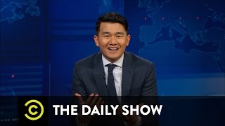 The Daily Show - Life in the Age of Selfies