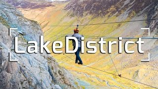WALKING A TIGHT ROPE IN THE LAKE DISTRICT