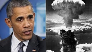 Obama To Visit Hiroshima, But Theres A Catch