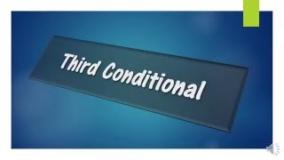 Third Conditional Verb Tense