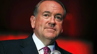 Mike Huckabee Fundraises For His Campaign In Israel
