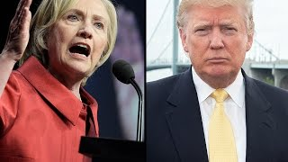 POLL: Hillary & Trump Are Tied Nationally