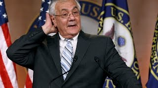 Barney Frank Boasted About Taking Wall St. Cash, But Will Write The Dem Platform