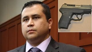 George Zimmerman Auctions The Gun Used To Kill Trayvon