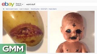Weirdest Ebay Items (GAME) #3