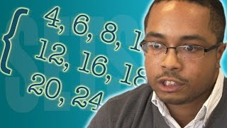 Let's Talk About Sets - Numberphile