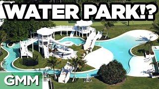 Unbelievable Celebrity Mansions