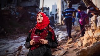 Why I put myself in danger to tell the stories of Gaza | Ameera Harouda