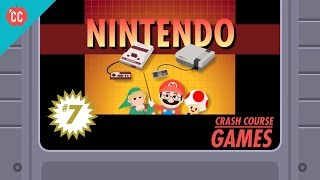 Nintendo and a New Standard for Video Games: Crash Course Games #7