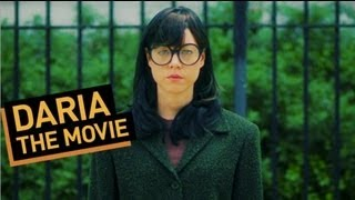 Daria Movie Trailer (with Aubrey Plaza)