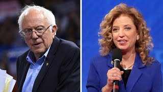 Bernie Sanders Is Backing The DNC Chair's Primary Opponent