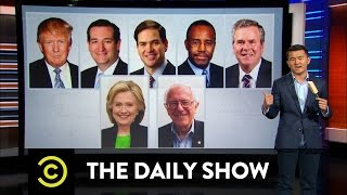 The Daily Show - 2/1/16 in :60 Seconds