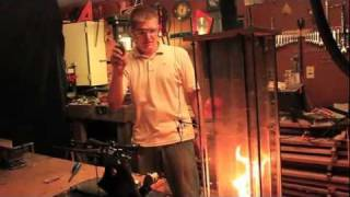 Rube Goldberg WITH FIRE TORNADO! - Smarter Every Day 17