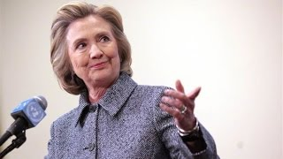 Hillary Allies Blame Her Low Poll Numbers On...