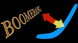 How Does A Boomerang Work?