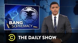The Daily Show - The NRA Endorses Donald Trump