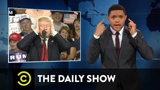 The Daily Show - Tales From the Trump Archive - Donald Trump Can't Help but Be a Chauvinist