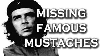 Top 10 Famous Mustache Guys Without Their Mustaches