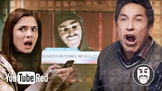 Your Search History Revealed | Bad Internet