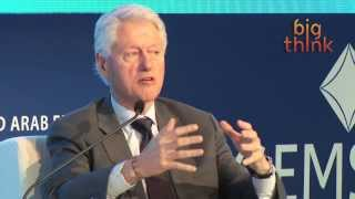 Bill Clinton: Learning to Work with Others