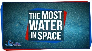 The Biggest Water Reservoir in Space
