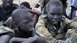 Hillary Clinton Played Role In Arming Child Soldiers In South Sudan