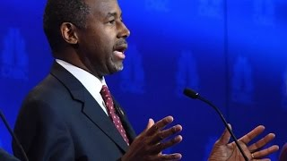 Ben Carson: Don't 'Assume' I'm A Homophobe For Opposing Gay Marriage