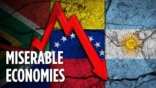 What Are The World's Most 'Miserable Economies'?