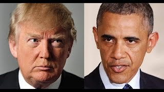 Obama Goes Off On Donald Trump