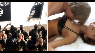 ISIS Accounts Hacked With Porn