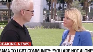 Anderson Cooper HAMMERS Suddenly Pro-Gay Attorney General