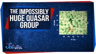 The Impossibly Huge Quasar Group