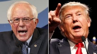 Trump Continues To Ask Bernie Voters To Support Him